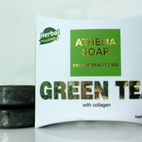 Sabun Green Tea Collagen