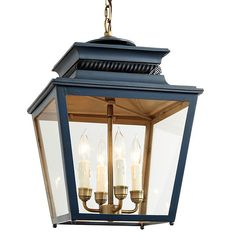 Our Piedmont Lantern has everything we love in a classic lantern shape, from the tiered canopy to the tapered glass panes. Available in 3 stylish finishes.