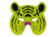 Thin Mask-Tiger