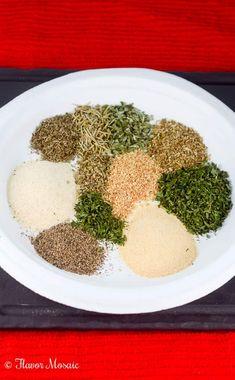 Easy Homemade Greek Seasoning Mix Recipe