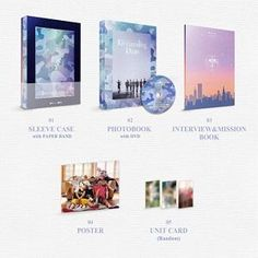 BTS merchandise online - the coolest goods from your favourite KPop group Bangtan Boys from Big Hit Entertainment - Page 2 Bts Now 3, Album Bts, Kpop Merch, Birthday Wishlist, Band, Photo Cards, Photo Book, Boy Groups, Poster