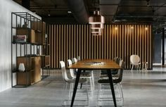 Design hotels with meeting rooms