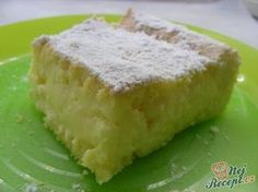 Biskuit-Puddingkuchen Biscuit pudding cake The next time for a sheet double amount and the pudding more milk Pudding Desserts, Pudding Cake, Biscuit Pudding, Biscuit Cake, Russian Cakes, Best Bakery, Cake Toppings, Food Cakes, Seafood Dishes