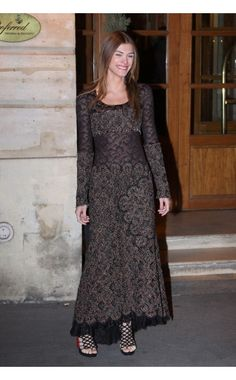 Elisa Sednaoui in Chanel - STYLE ICON: Elisa Sednaoui - Icono de Estilo - Moda - Fashion