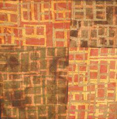 Relic 2 by Whawi member / textile artist Carol Larson