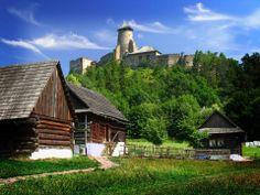 Hrad Stará Ľubovňa Central Europe, Bratislava, Eastern Europe, Homeland, Czech Republic, Hungary, Austria, Cabin, Castles