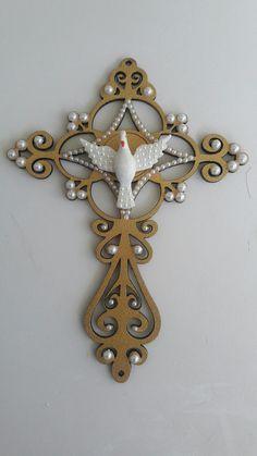 Tree Bookshelf, Baptism Gifts, Holy Spirit, Quilling, Holi, Nativity, Decoupage, Stencils, Diy And Crafts