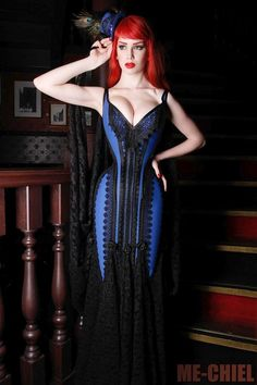 Where to Buy Corset Dresses | Lucy's Corsetry corset dress by bizzare design