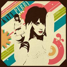 #KP3D - Katy Perry Art