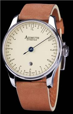 "Azimuth ""Back in Time"", $1800"