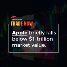 Millennium-FX - A New Millennium For Trading Market Value, Financial News, Thursday, Investing, Mac, Apple, Marketing, Iphone, Apple Fruit