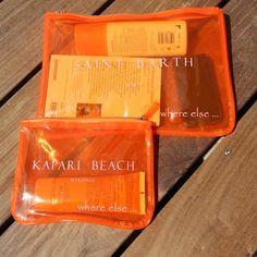 where else pochettes plage vinyle transparent