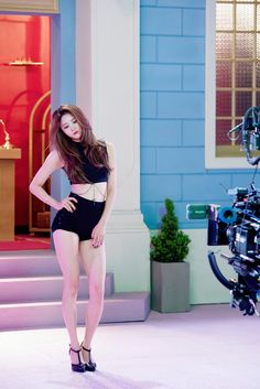 Fashion Tips – Best Fashion Advice of All Time Kpop Girl Groups, Kpop Girls, Exid Junghwa, Twice Tzuyu, Divas, Rapper, Foto Pose, Hani, Stage Outfits