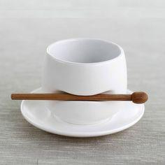 Zen ceramic cup