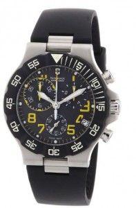 Victorinox Swiss Army Men's 241408 Summit XLT Chrono Chronograph Grey Dial Watch