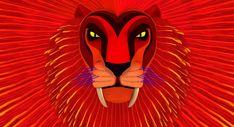 Azur & Asmar (2006) - Le lion écarlate