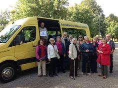 RAVENSHEAD COMMUNITY TRANSPORT: A TRIP TO DODDINGTON HALL IN LINCOLNSHIRE FOR LADY...