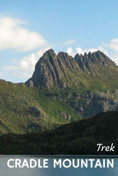 Cradle Mountain, Tasmania: Stop for the View, Stay for the Trek via @travelpast50