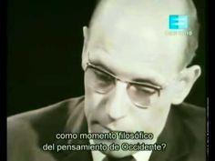 Badiou interviews Michel Foucault (1965) 2/3 English Subtitles