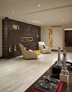 Penthouse by KIS Interior Design