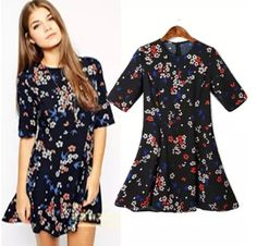 Find More Dresses Information about 2016 new spring and summer dress preppy style cute print dress free shipping short sleeve fashion women dress G900,High Quality spring dresses for girls,China spring mother of the bride dresses Suppliers, Cheap spring evening dress from Etaobey Store on Aliexpress.com Dresses Online Usa, Party Dresses Online, Cheap Dresses, Short Dresses, Girls Spring Dresses, Online Dress Shopping, Bride Dresses, Preppy Style, Women's Fashion Dresses