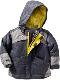 3-in-1 Hooded Jacket for Baby