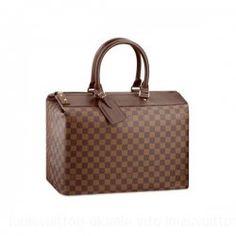 Louis Vuitton-Bag Bagswich PM N41165 Brown