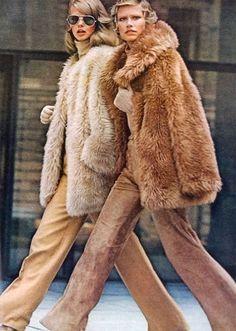 fur  vintage