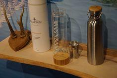 Thermosflaschen der Start up Firma Mugs`N`Shine gibt es bei Mein Ausrüster...