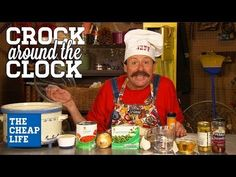 ▶ Winter Crockpot Recipes | The Cheap Life With Jeff Yeager | AARP - YouTube