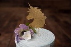 Unicorn Cake Topper {COLOURS CUSTOMIZABLE} -  Party, Birthday Party, Party Decor, Cake Decor, Photo Prop, Centerpiece, Cake Smash by CutPartySupplies on Etsy Unicorn Cake Topper, Party Party, Cake Smash, Photo Props, Cake Toppers, Party Supplies, Card Stock, Cake Decorating, Centerpieces