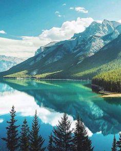 Alberta, canada the beautiful beautiful places, nature и tra Banff National Park, National Parks, Places To Travel, Places To See, Travel Destinations, Rocky Mountains, Beautiful World, Beautiful Places, Wonderful Places