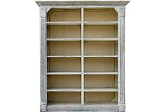 HOME DECOR – FURNITURE – BOOKCASE – French Bookcase, C. 1880 on OneKingsLane.com