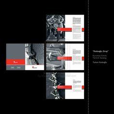 Layout - Design Catalog by Antoine Pilette, via Behance   Design ...