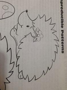 Happy Hedgehogs