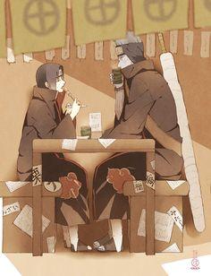 「NARUTO LOG」/「みたらし」の漫画 [pixiv]