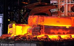 It's that rare beast - a great British firm that still actually makes things. So why has Nick Clegg let the plug be pulled on a deal that could have made it a world-beater? Nick Clegg, Sources Of Iron, Sheffield Steel, World Industries, Happy City, Industrial Development, Steel Columns, The Eighth Day, Bright Future