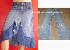 Reciclados en jean