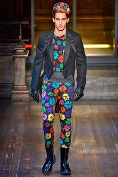 alexeivtoroi:   Moschino, AW16 - Men&Fashion