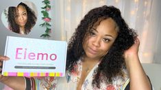 Elemo 360 Lace Frontal Wigs With Baby Hair Water Wave 100% Virgin Human Hair – Elemo Hair Human Lace Front Wigs, 100 Human Hair Wigs, Natural Hairstyles, Wig Hairstyles, Straight Hairstyles, 360 Lace Wig, Lace Wigs, Lace Frontal, Lace Closure