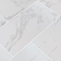 MSI Praia Carrara 12 in. x 24 in. Polished Porcelain Floor and Wall Tile ( 16 sq. Ft. / case ) - NPRACAR1224P - The Home Depot Pool Coping, Commercial Flooring, Floor Finishes, Stone Tiles, White Stone, Carrara, Indoor Air Quality, Porcelain Tile, Wall Tiles