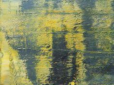 """Koen Lybaert; Oil 2012 Painting """"abstract N° 368"""""""