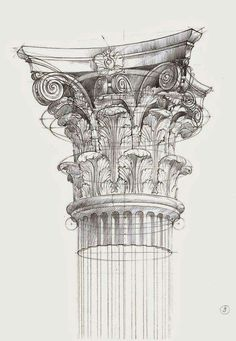 New Architecture Drawing. Newest Pics Architecture Drawing Sketches Strategies Sketchbook Architecture, Architecture Antique, Architecture Drawing Art, Art Sketchbook, Architecture Design, Classical Architecture, Pencil Drawings, Art Drawings, Drawing Sketches