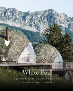 Photo 1 of 2615 in Best Exterior Photos from Go Eco-Friendly Glamping in These Geodesic Domes in the Swiss Alps - Dwell Top 10 Hotels, Small Luxury Hotels, Luxury Tents, Hotels And Resorts, Camping Con Glamour, Switzerland Hotels, Switzerland Tourism, Geneva Switzerland, Spa Hotel