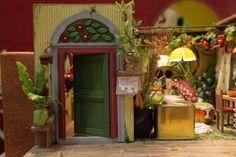 The Borrowers House: miyazaki_fanart: Миниатюры Studio Ghibli Movies, Backrounds, Miyazaki, Anime Shows, The Borrowers, Wonders Of The World, My House, Miniatures, Paper Crafts