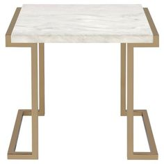 ACME Boice II End Table | Hayneedle Metal End Tables, End Table Sets, End Tables With Storage, Coffee Table With Storage, Contemporary End Tables, Global Home, Acme Furniture, Modern Rustic Interiors, Marble Top