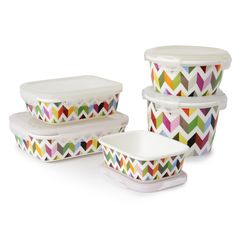 Perfect French Bull, Porcelain Storage Containers, Bake, On The Go, Serve, Oven