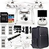 http://wu.to/p08KsB  DJI Phantom 3 Advanced Quadcopter w/ 1080p HD Video Camera & Manufacturer Accessories + 2 DJI Batteries +