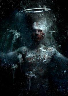 """Experiment VII"" by symbolist/surrealist photographer Erlend Mørk    http://erlendmork.com"