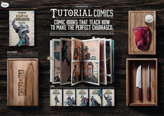 Tramontina Tutorial Comics – Wave Festival Design Case, Book Design, Lion Book, Learning Cards, Concept Board, Creative Advertising, Cannes, Design Reference, Creative Inspiration